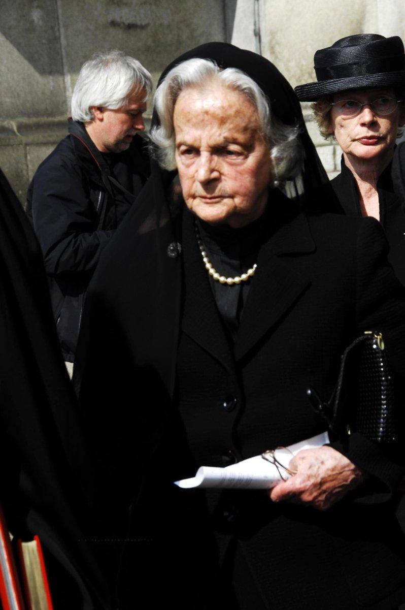 Armgard Prinzessin von Preußen wurde in Holzminden beerdigt.  © picture-alliance / schroewig