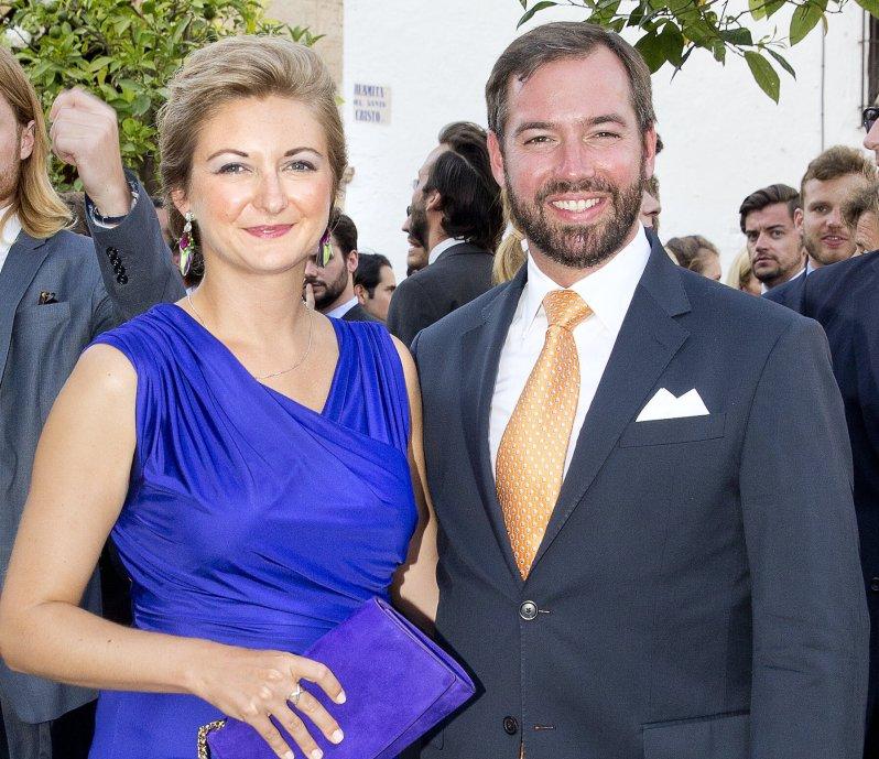 Ihr großer Traum wird wahr: Stéphanie und Guillaume von Luxemburg werden 2020 zum ersten Mal Eltern.  © Dpa