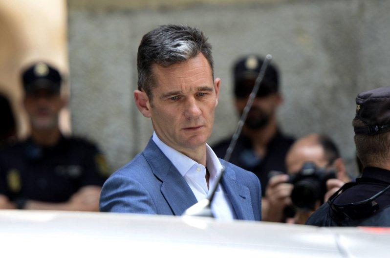 Spanien tobt: Iñaki Urdangarin darf über Weihnachten aus dem Gefängnis.  © picture alliance