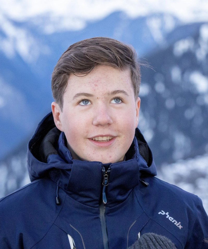 Prinz Christian ist der älteste der Geschwister. Er wird eines Tages der König von Dänemark werden. Vielleicht findet er seine Königin ja sogar in der Schweiz.  © picture alliance/RoyalPress Europe