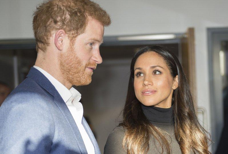 Ab Frühjahr sind Herzogin Meghan und Prinz Harry kein Teil der Königsfamilie mehr.  © picture alliance / empics
