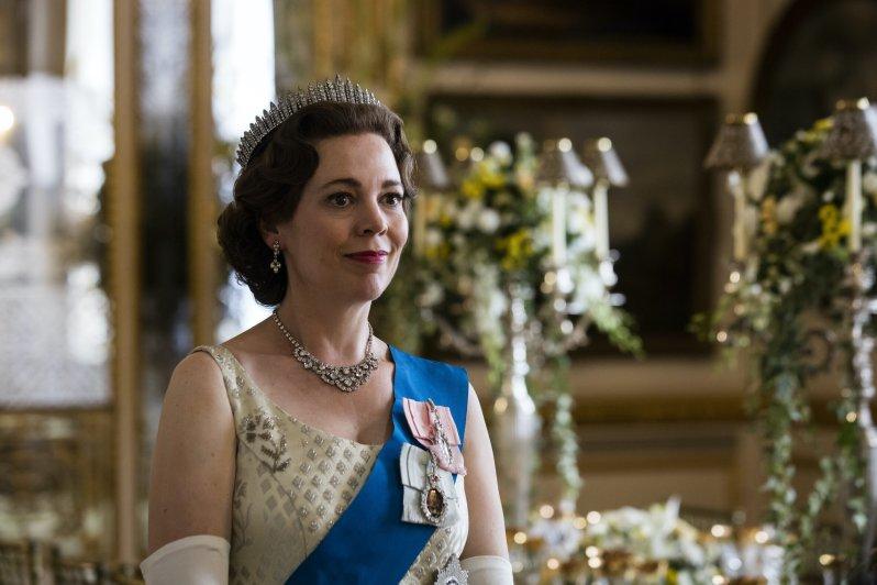 Olivia Coleman spielt derzeit die Queen. Doch sie muss das Zepter für die letzte Staffel abgeben.  © picture alliance / AP Photo