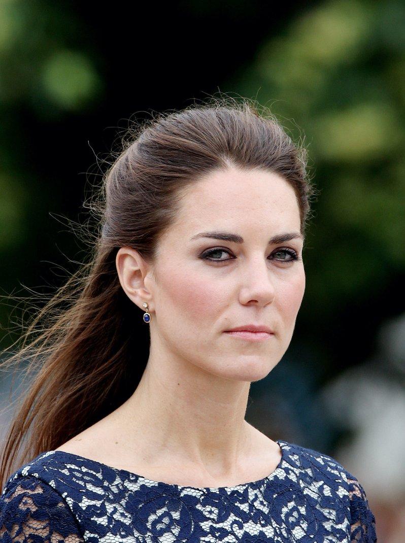 Herzogin Kate wird weltweit für ihre Schönheit bewundert, doch auch zu oft nur darauf reduziert.  © picture alliance / abaca
