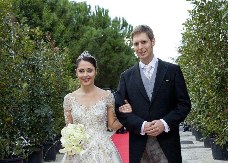 Prinzessin Elia und Prinz Leka haben noch keine eigenen Kinder.  © dpa