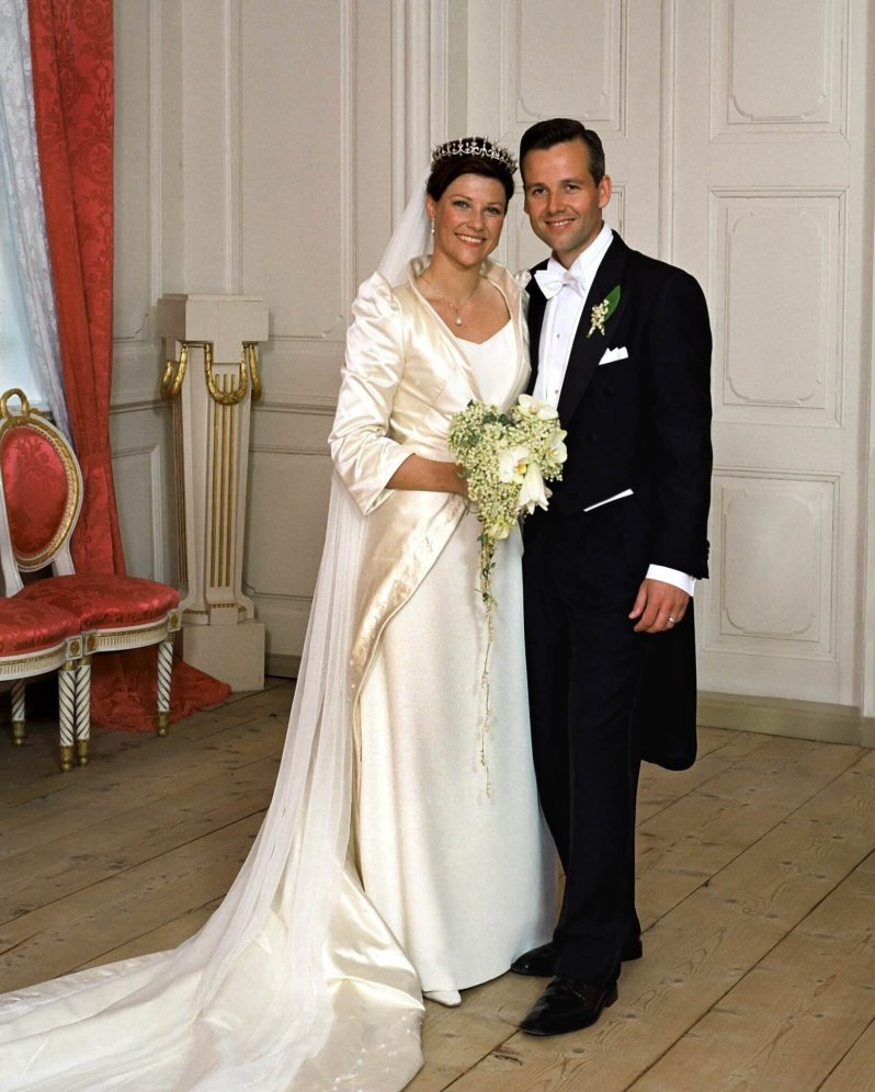 Prinzessin Märtha Louise und Ari Behn konnten ihr Glück nicht retten. Doch die schönen Momente wird die Norwegerin für immer im Herzen tragen. © dpa - Fotoreport
