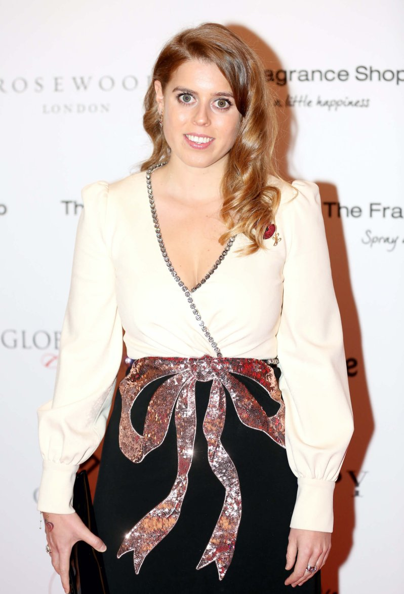 Prinzessin Beatrice wird in wenigen Monaten den Grafen Edoardo Mapelli Mozzi heiraten.  © picture alliance / empics