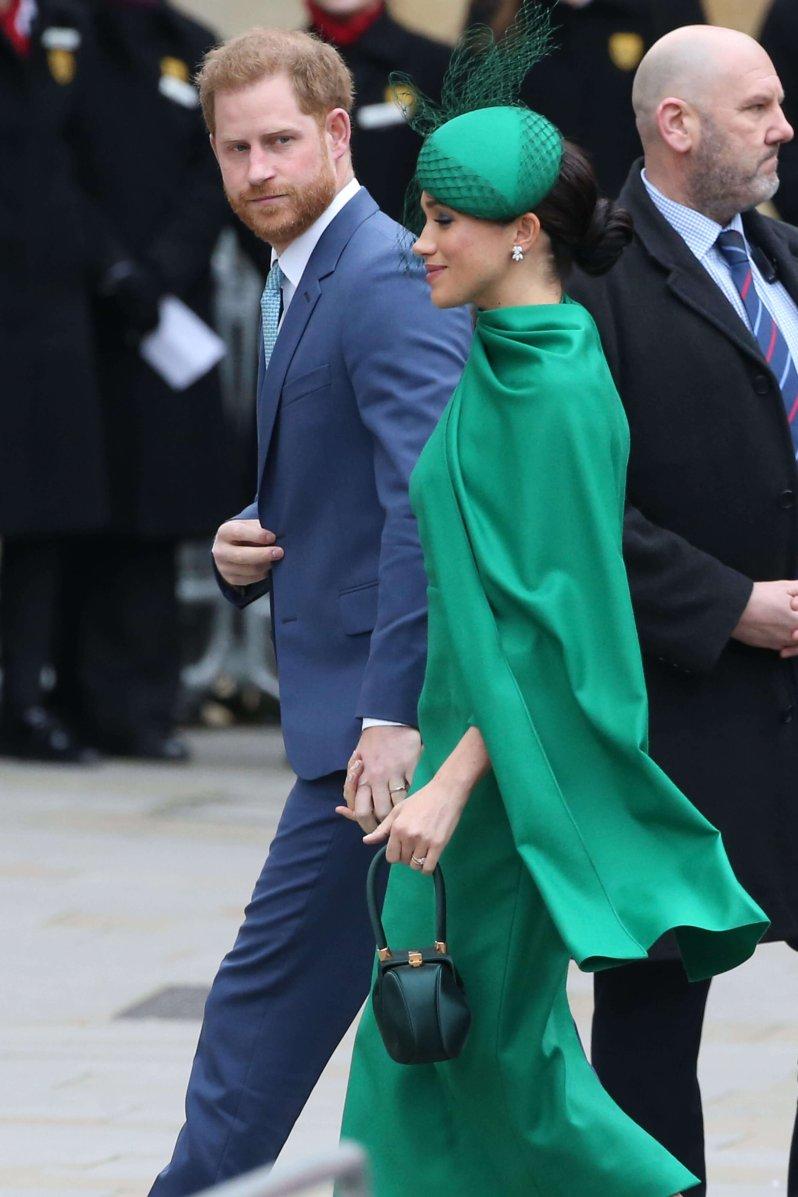 Prinz Harry und Herzogin Meghan haben bei ihrem Instagram-Account eine drastische Änderung vorgenommen.  © picture alliance/Matrixpictures