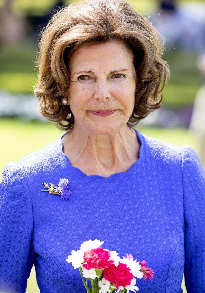 Königin Silvia erzählt in einer Dokumentation, warum sie bei der Nobelpreisverleihung Sorge hatte, in Ohnmacht zu fallen. © picture alliance/RoyalPress Europe