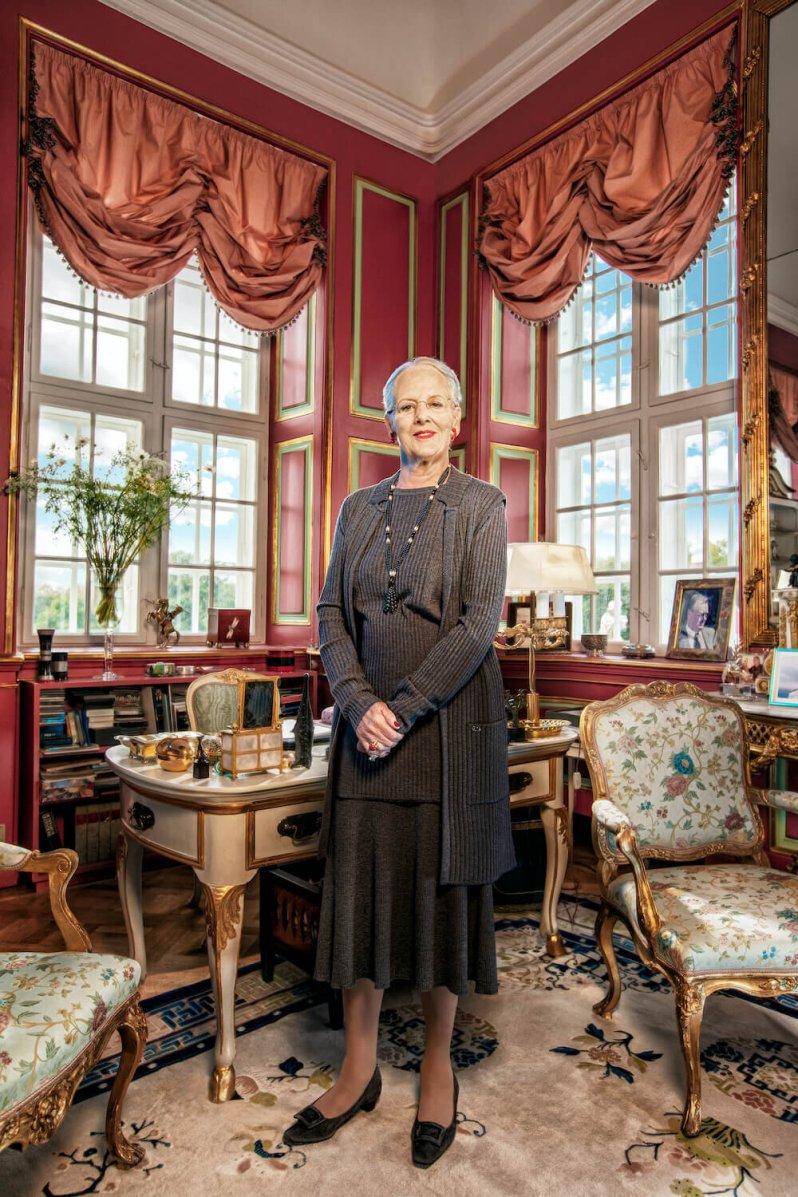 Königin Margrethe feiert ihren 80. Geburtstag. Wegen der Coronakrise müssen die Feierlichkeiten jedoch ausfallen.  © Per Morten Abrahamsen / Danske Kongehus