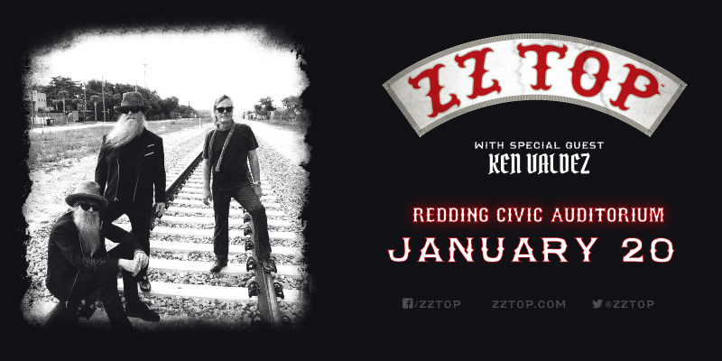 zz top redding civic