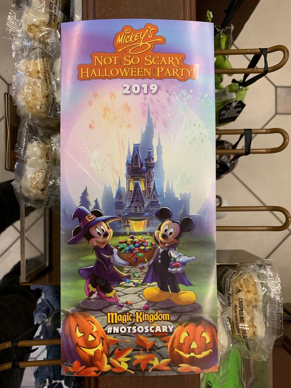 How long does it last? 2020 Mickey S Not So Scary Halloween Party Guide Mouse Hacking