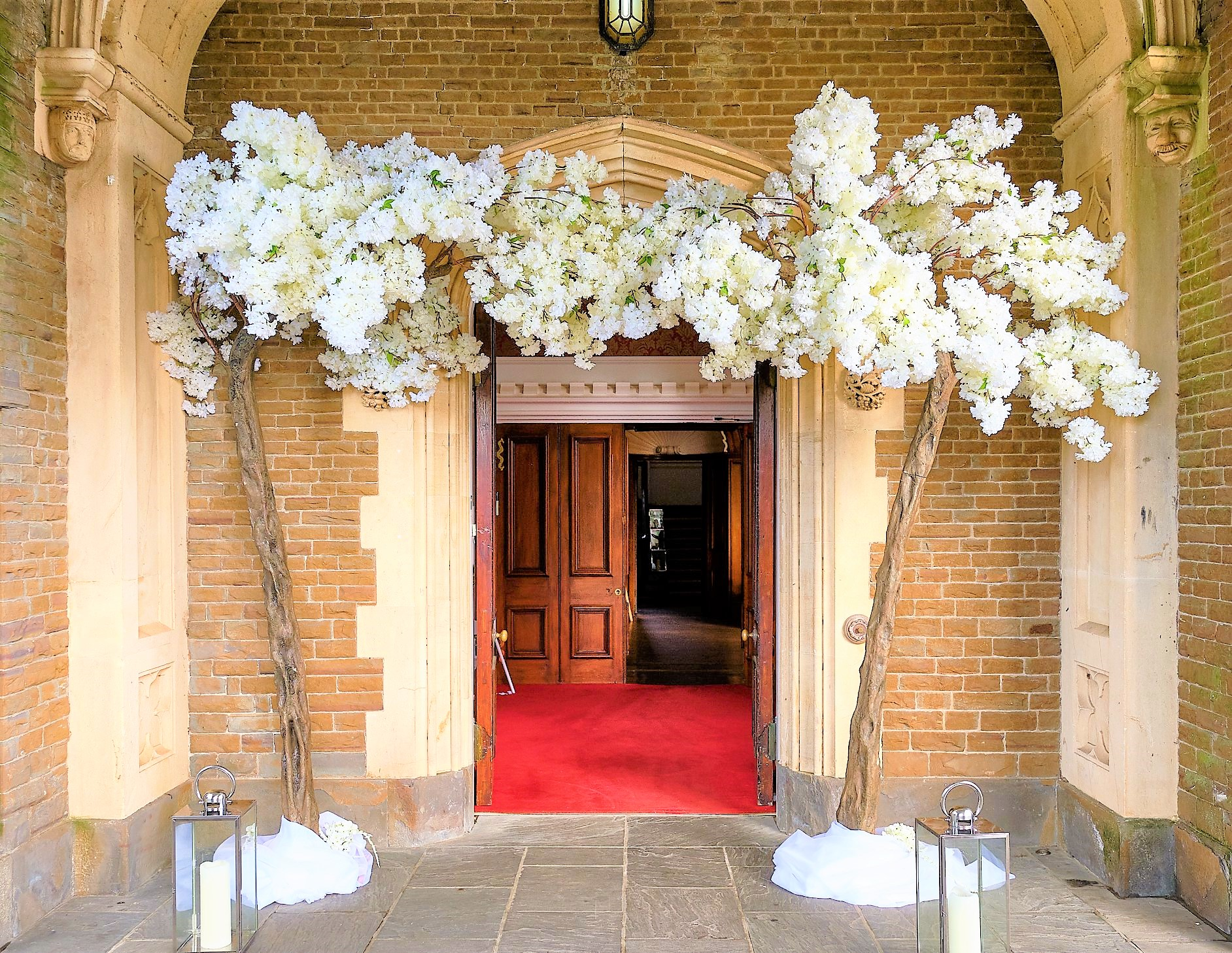 South Wales Wedding Decoration