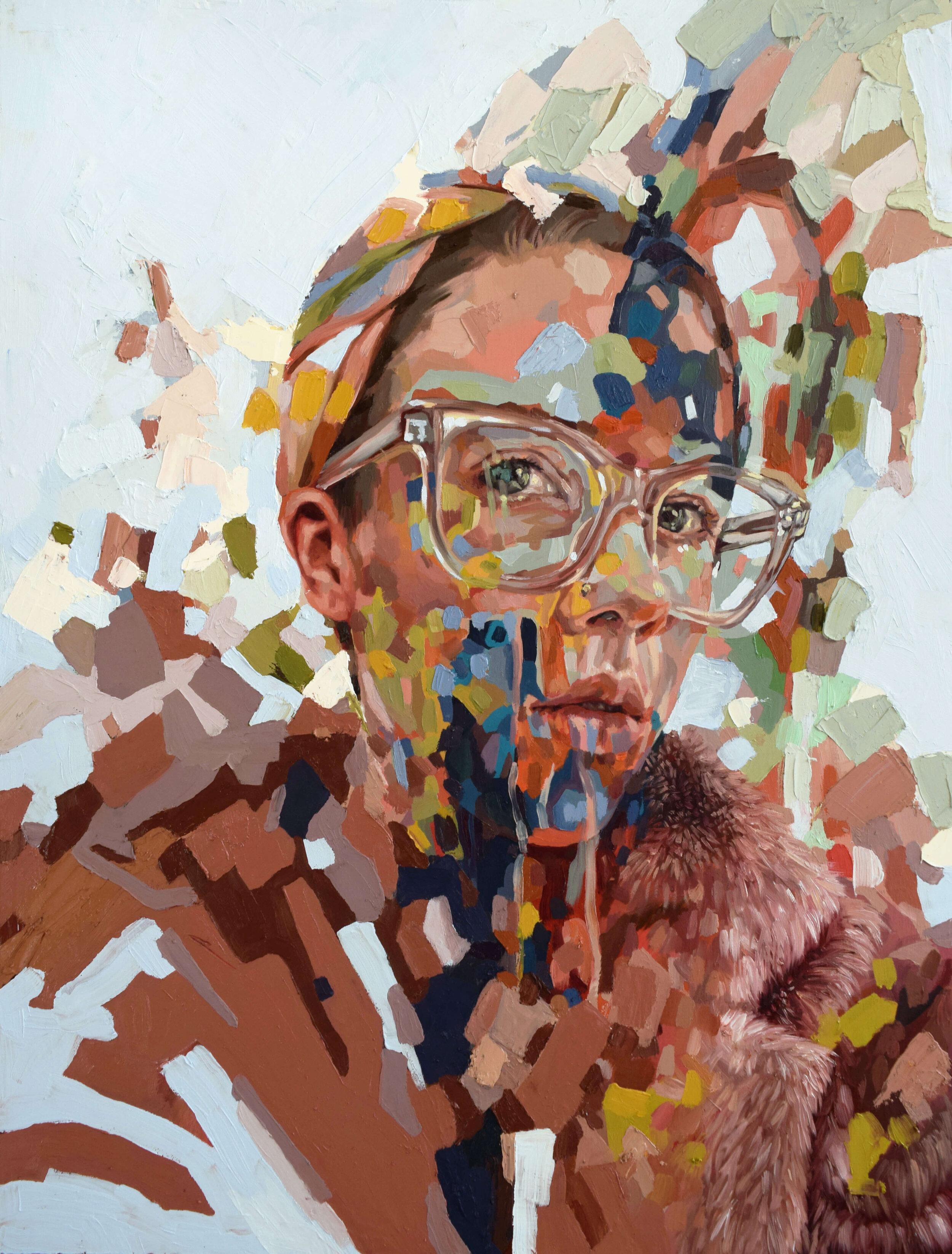 Figurative Art : figurative, Figurative, Paintings, Chloe, McEldowney, Create!, Magazine