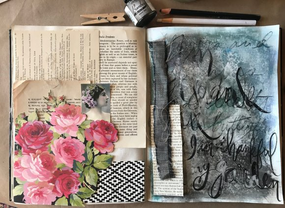 Art Journal It Out: an online class with Brittany Soucy — Brittany ...