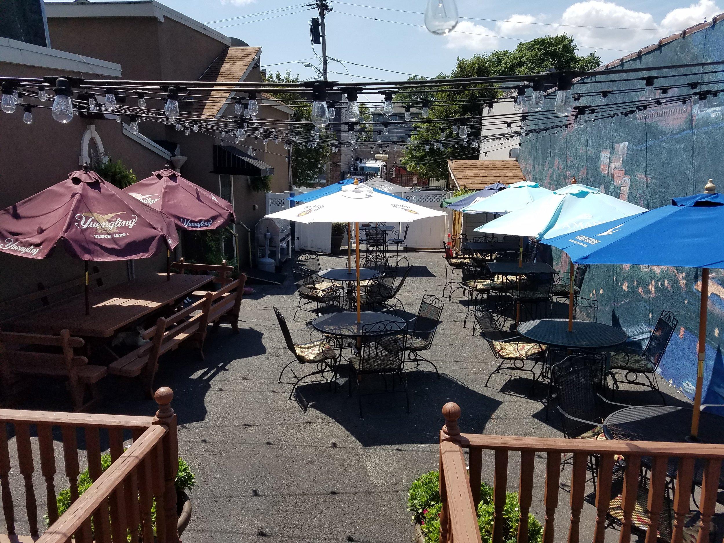bayonne patio bar grille