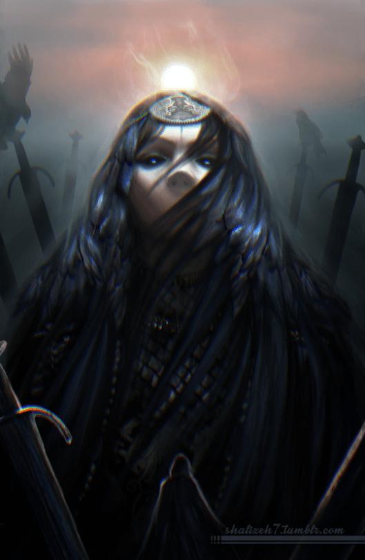 The Raven Queen : raven, queen, Raven, Queen, Moments, CritRoleStats