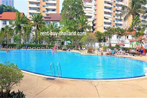 View Talay 1 Pattaya In Jomtien Condo For Rent Or Sale