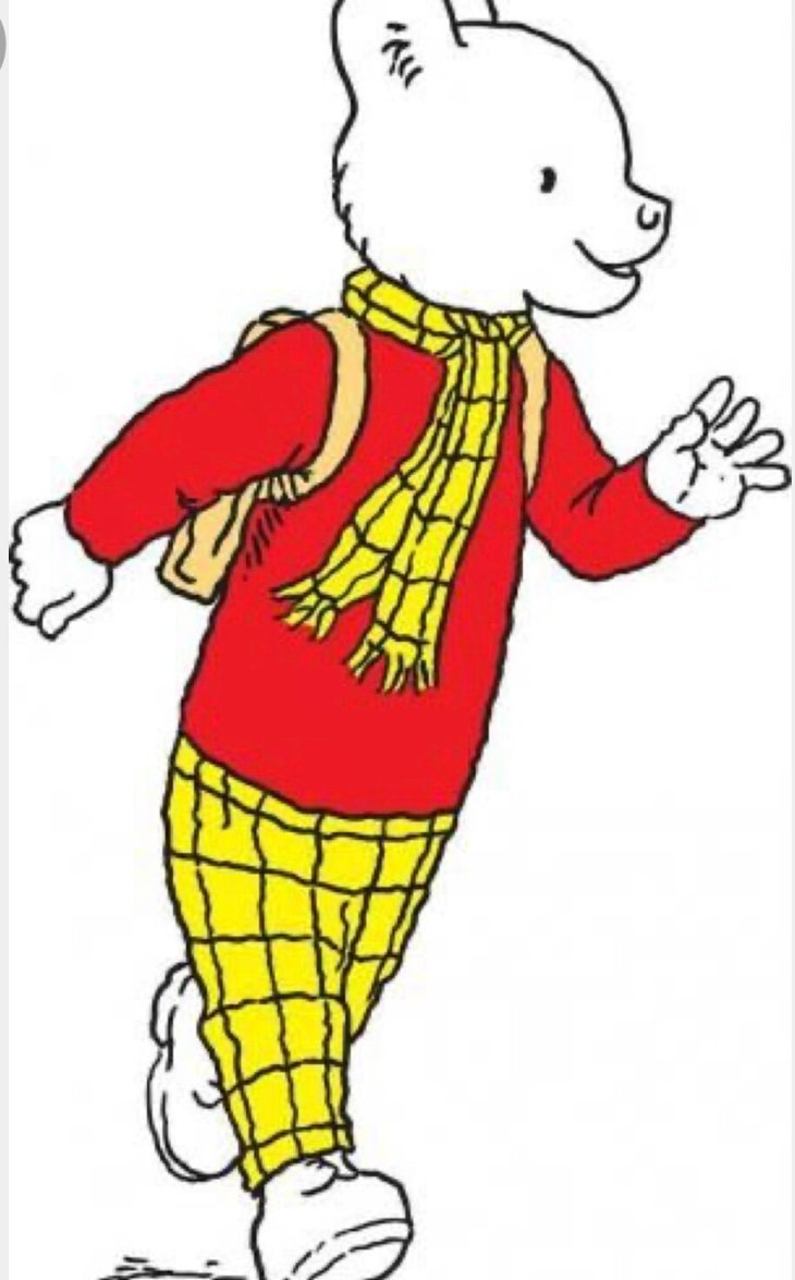 Rupert the Bear Outfit — Miss Teddy | Luxury Dog Items