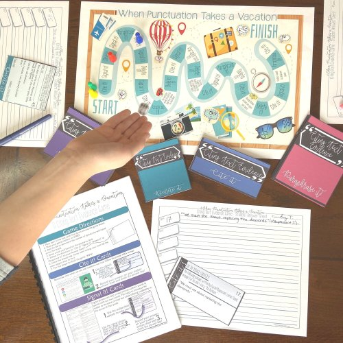 small resolution of Citing and Embedding Quotations Games and Activities — TeachWriting.org