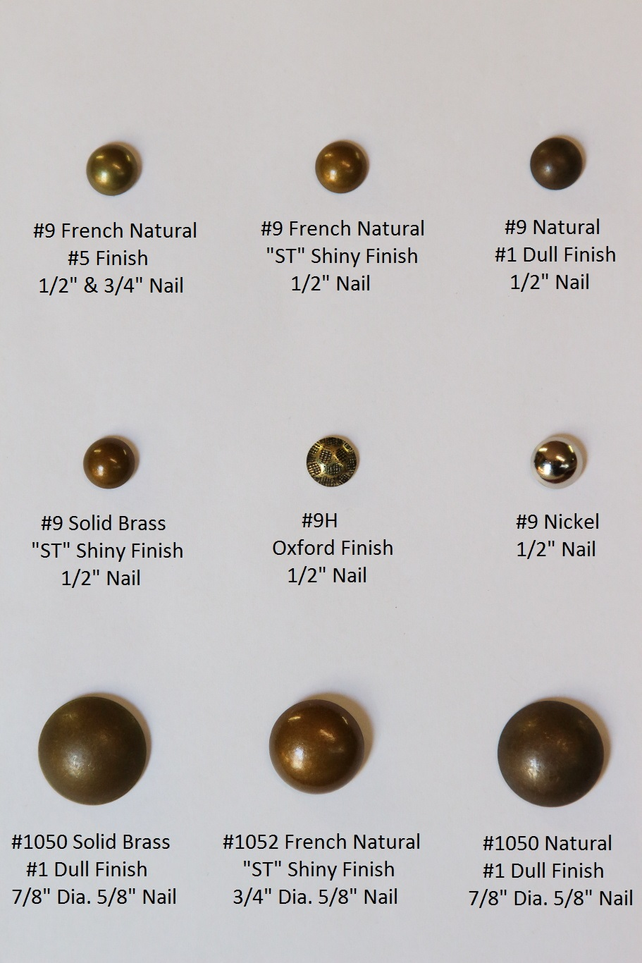Buttons And Snaps : buttons, snaps, Brassheads,, Grommets,, Buttons, Snaps