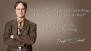 life lessons from the office