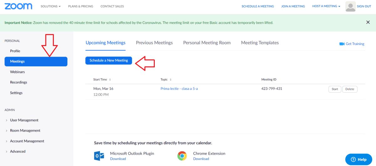 Zoom VS Google Meet: Care dintre cele 2 este mai bun? - Androidul fericit