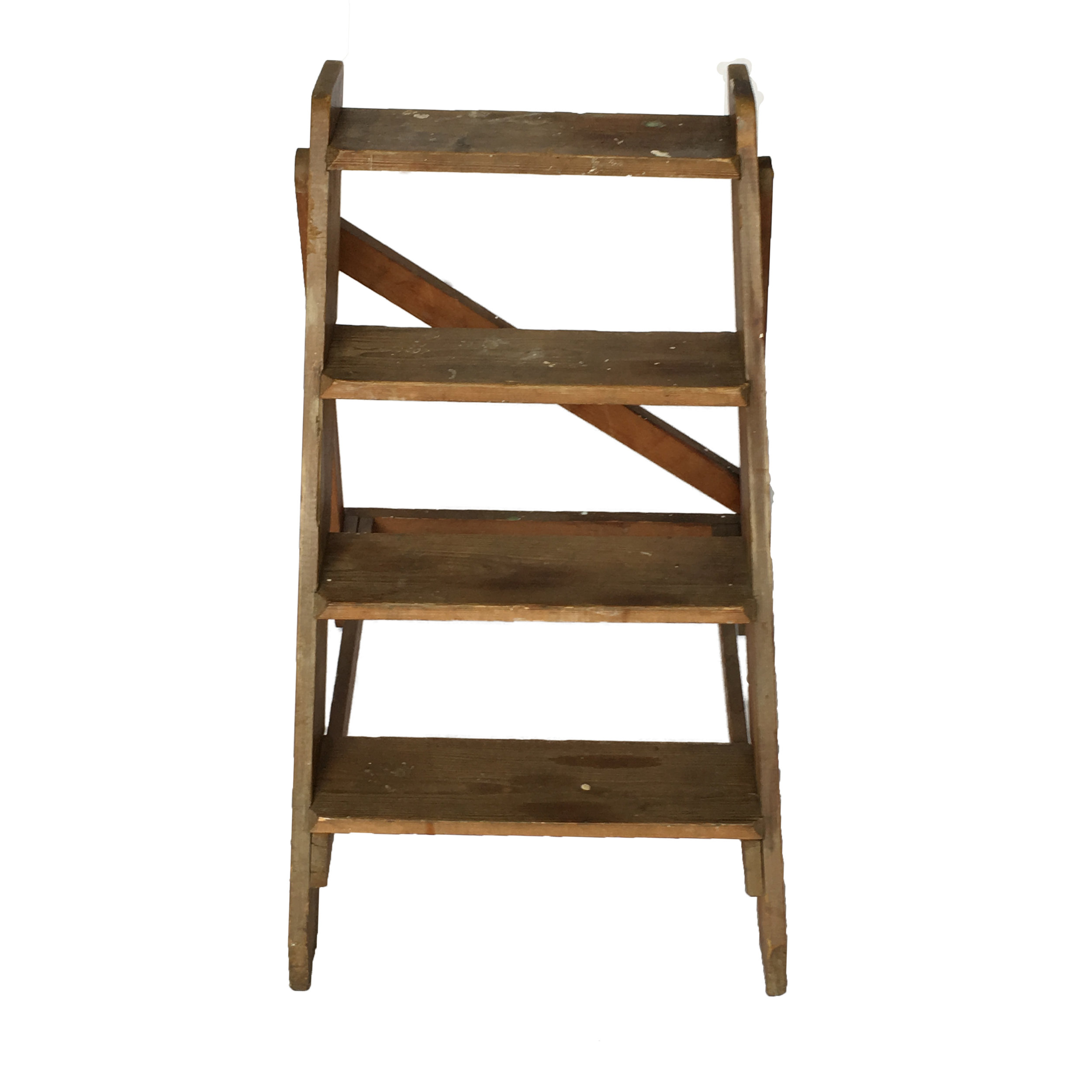 Small Step Ladder Weisshouse