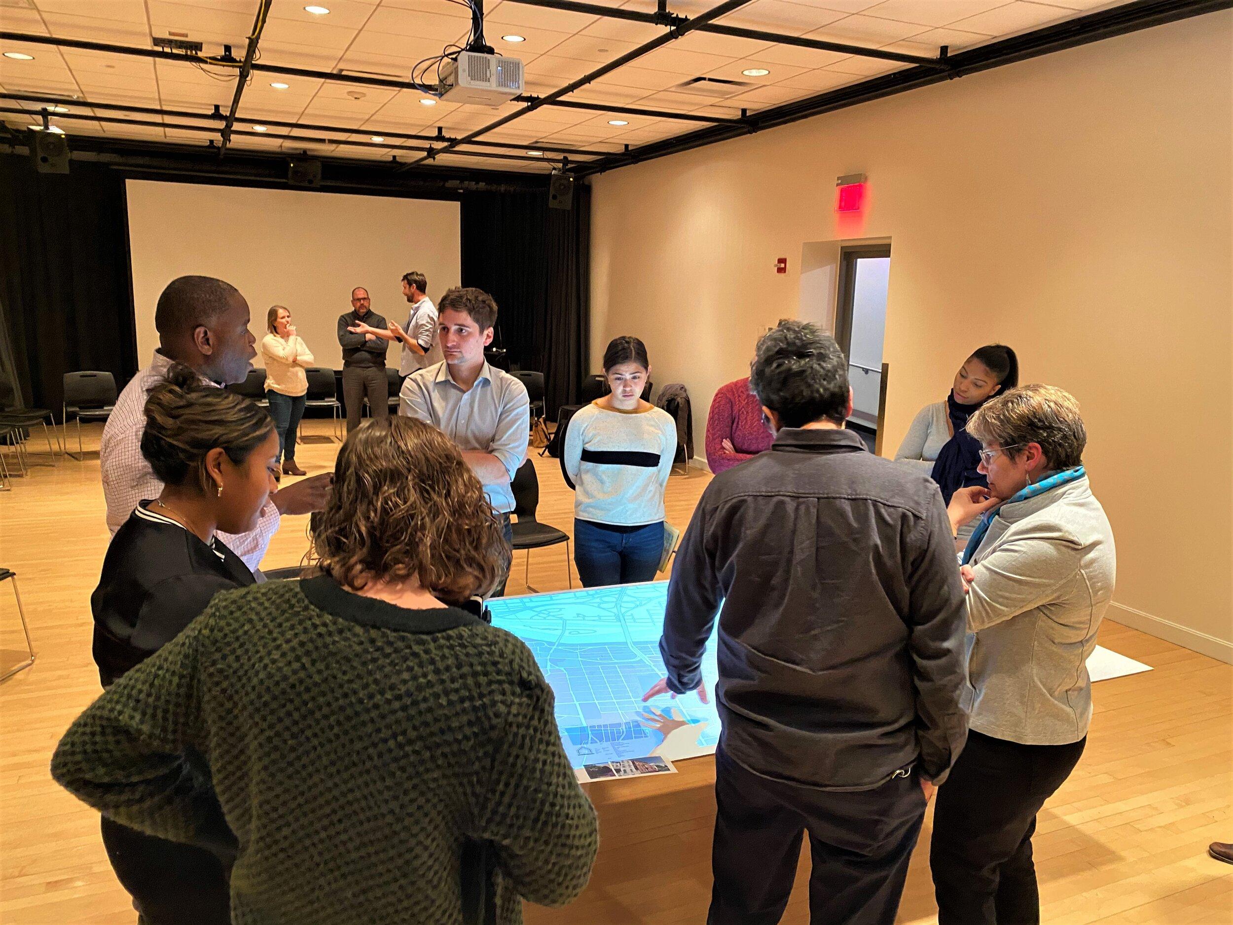 Urban Design Studio - Partnership between RPI School of Architecture. TAP Inc and Habitat — Habitat for Humanity Capital District
