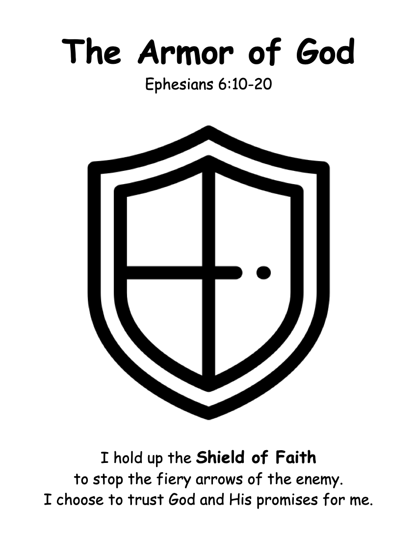 Armor of God — Victory Kids