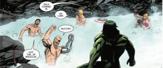 Avengers #21 // Review — You Don't Read Comics