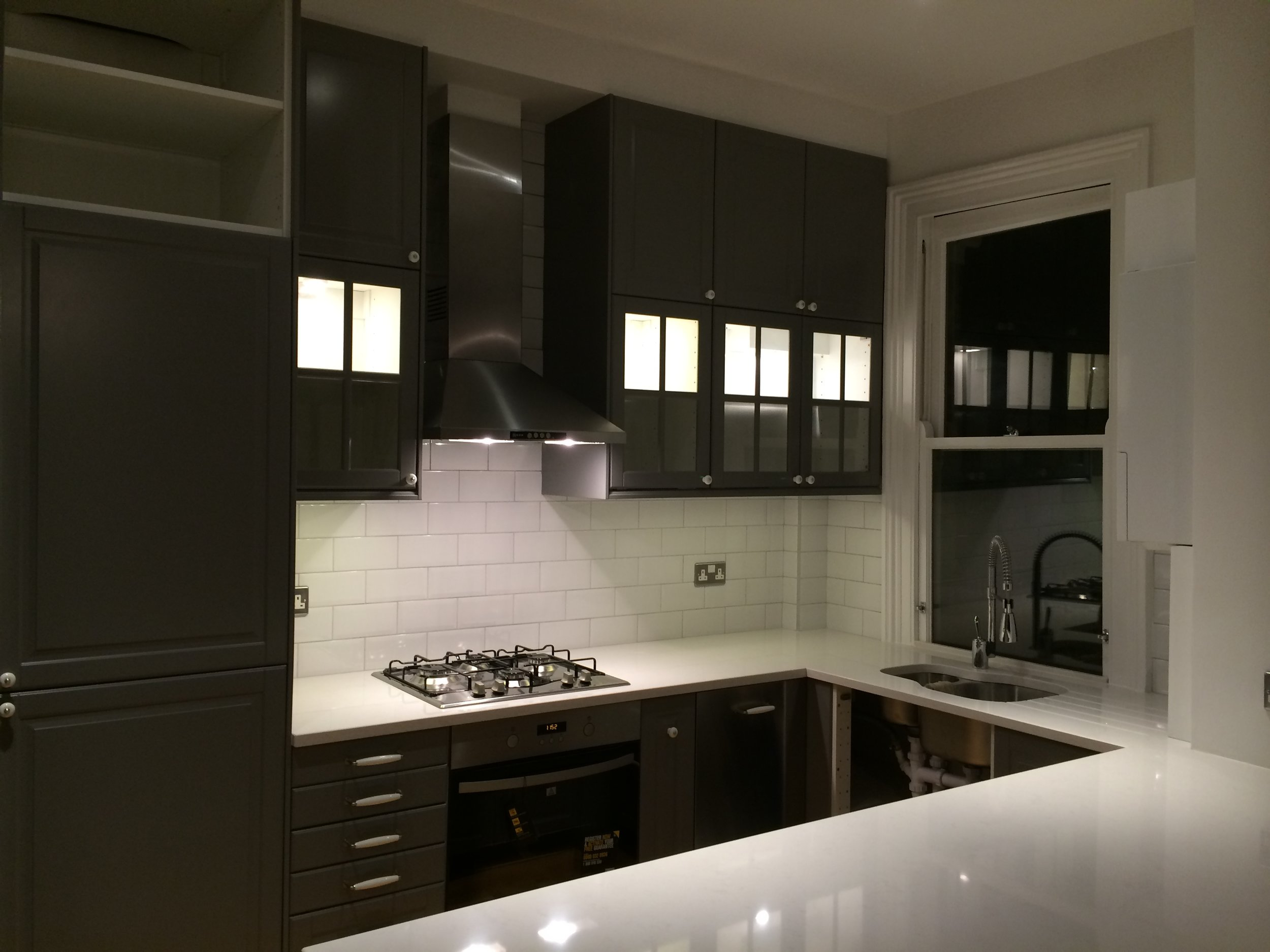 Kitchen Design And Fitting Marmalade Badger
