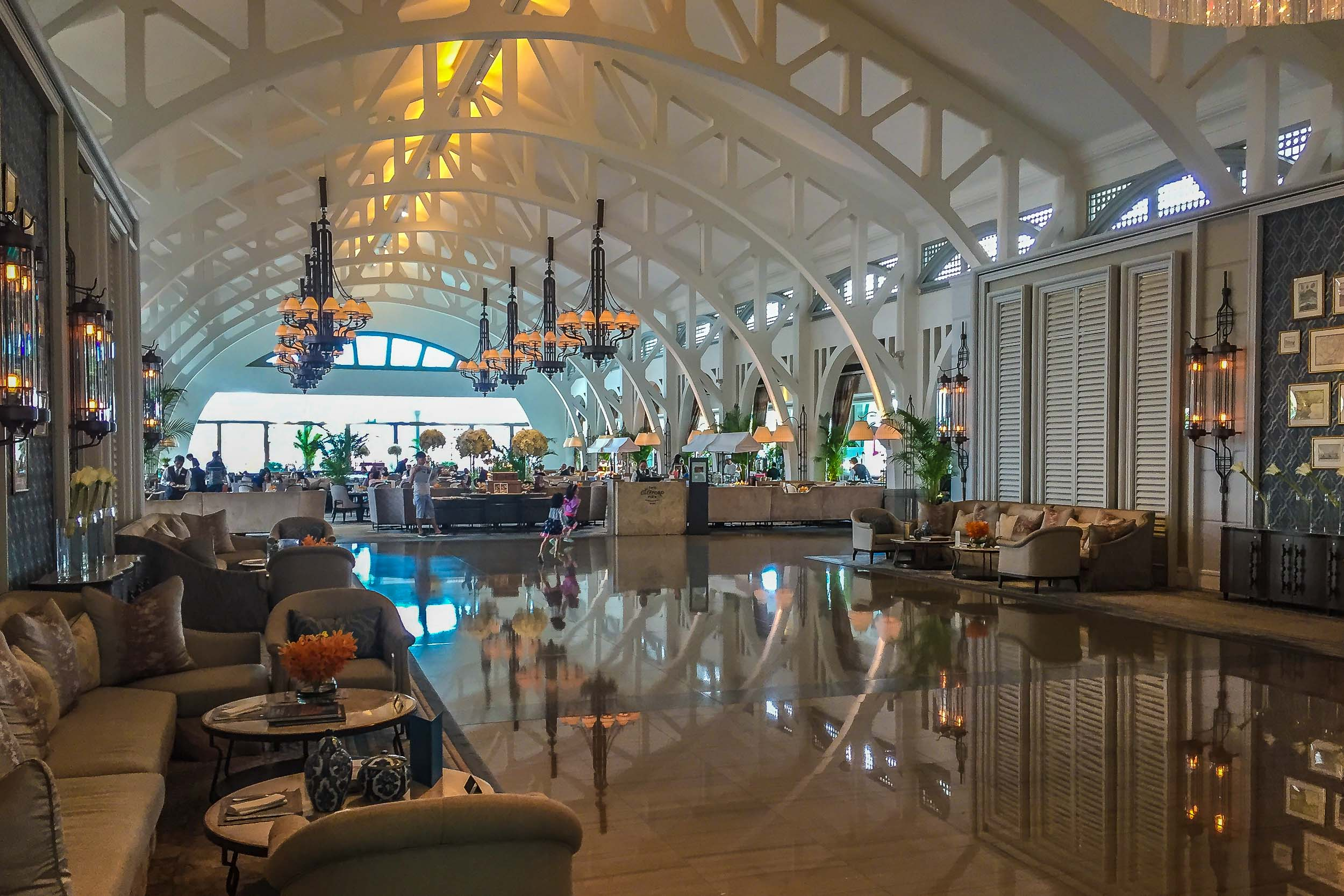 The Fullerton Bay Hotel Singapore Yolo Travel