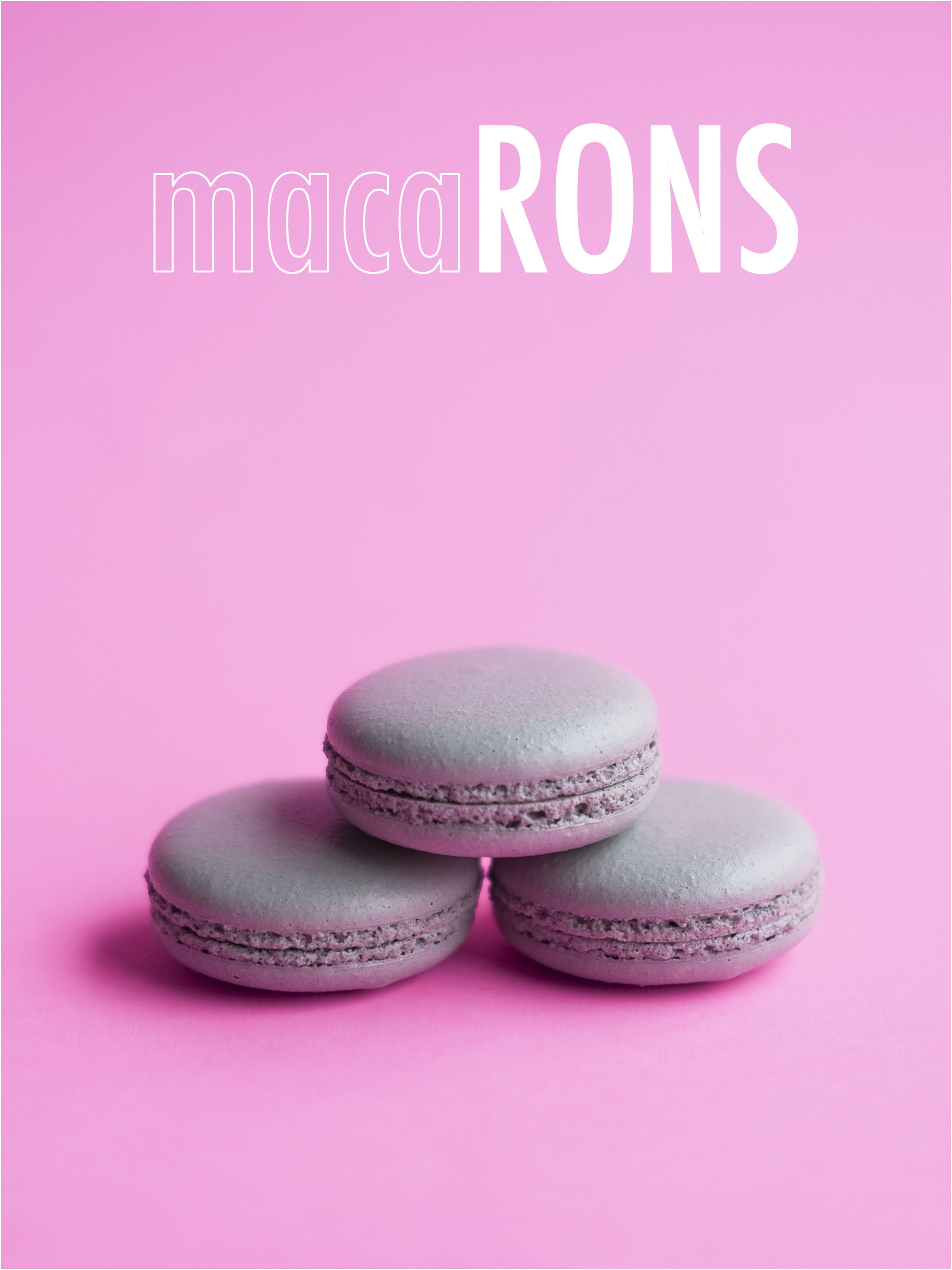 How do you pronounce Macaron | English, American, French