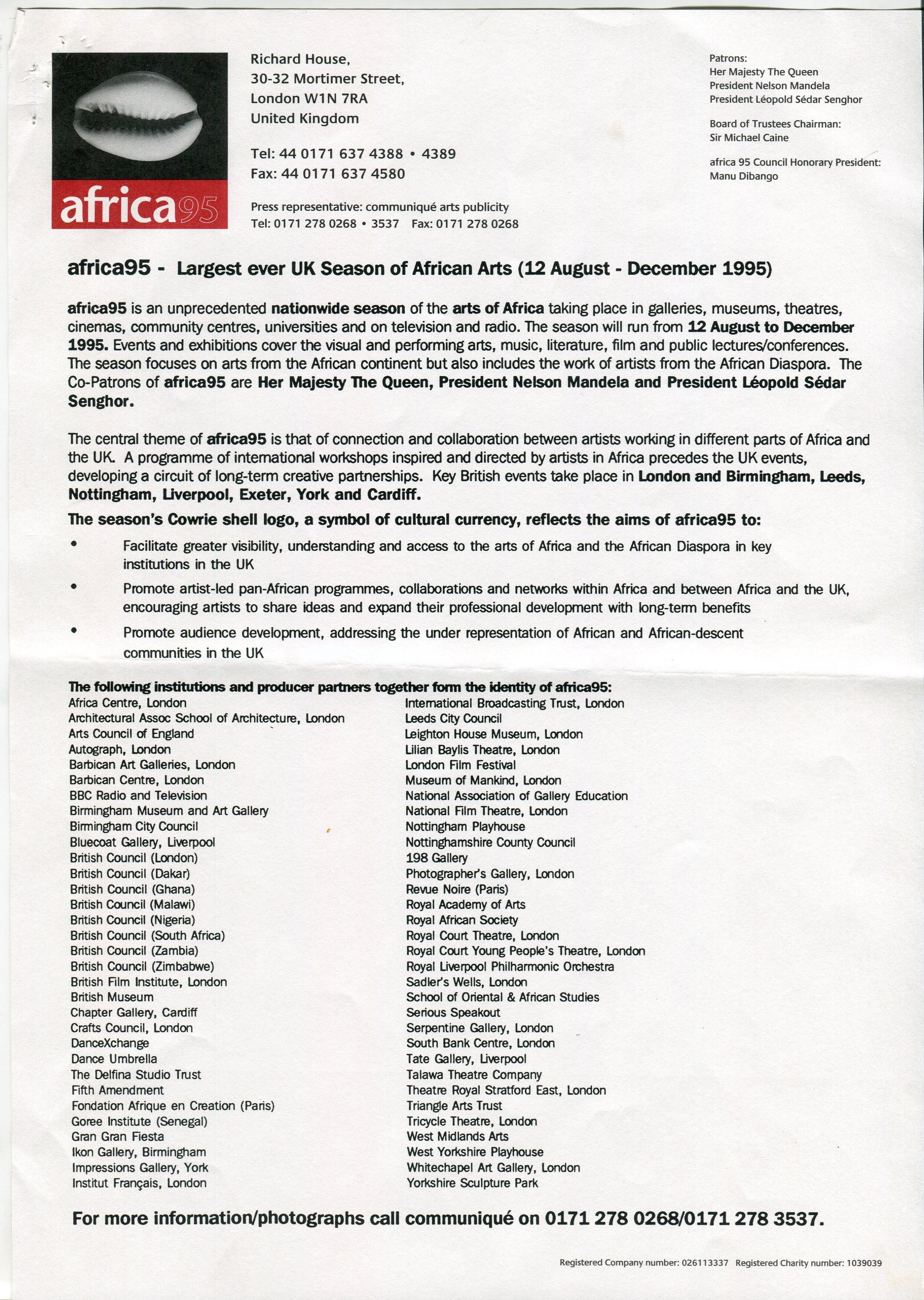 Art Criticism And Africa Aica International
