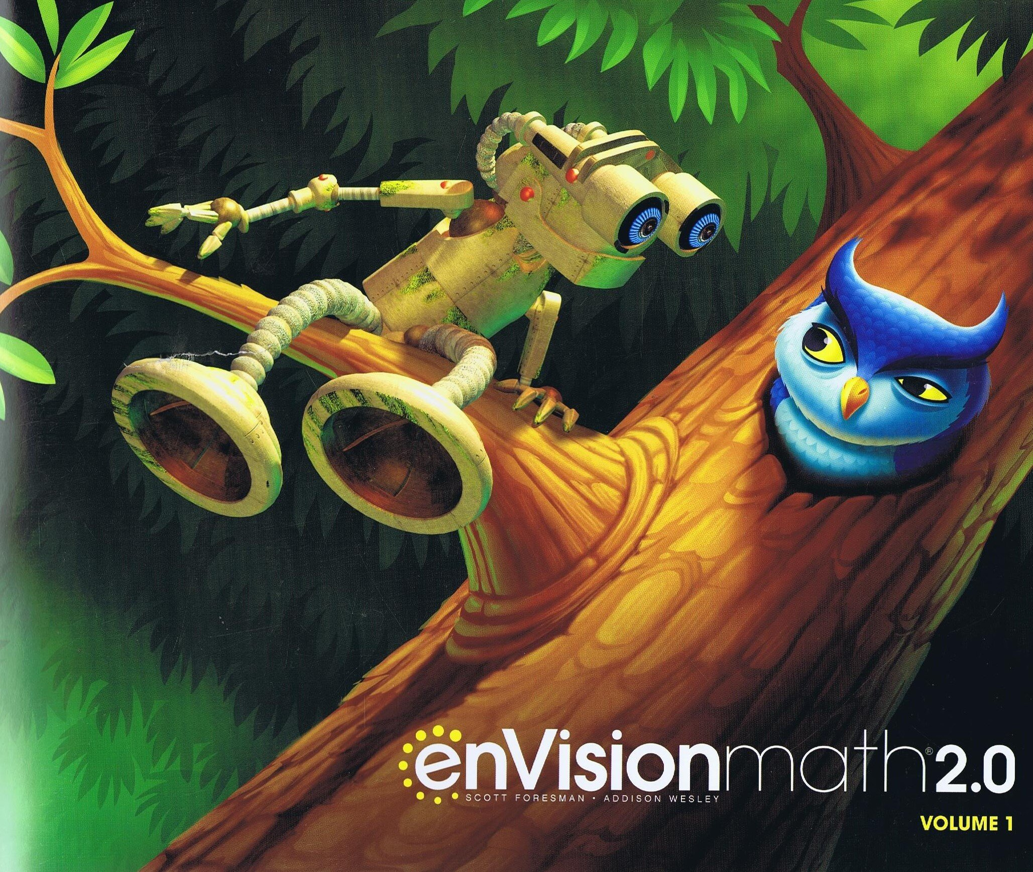 Pearson Envision Math 2.0 Grade K~ 8 Volume 1 [ 1736 x 2057 Pixel ]