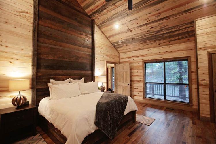 Rustic Retreat Cabin Luxury Cabins In Broken Bow