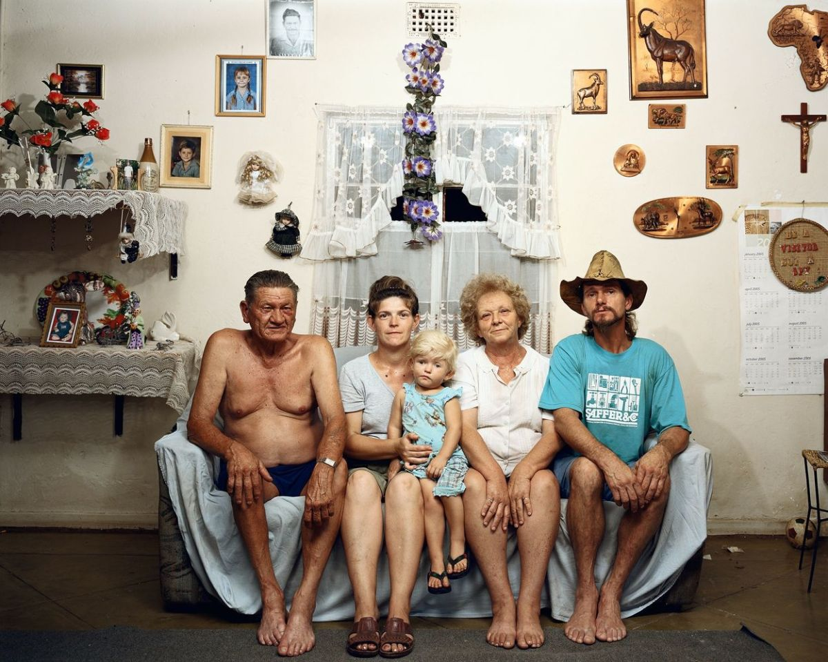 Image: Pieter Hugo from the 2007 series  Messina/Mussina  | via  We Folk