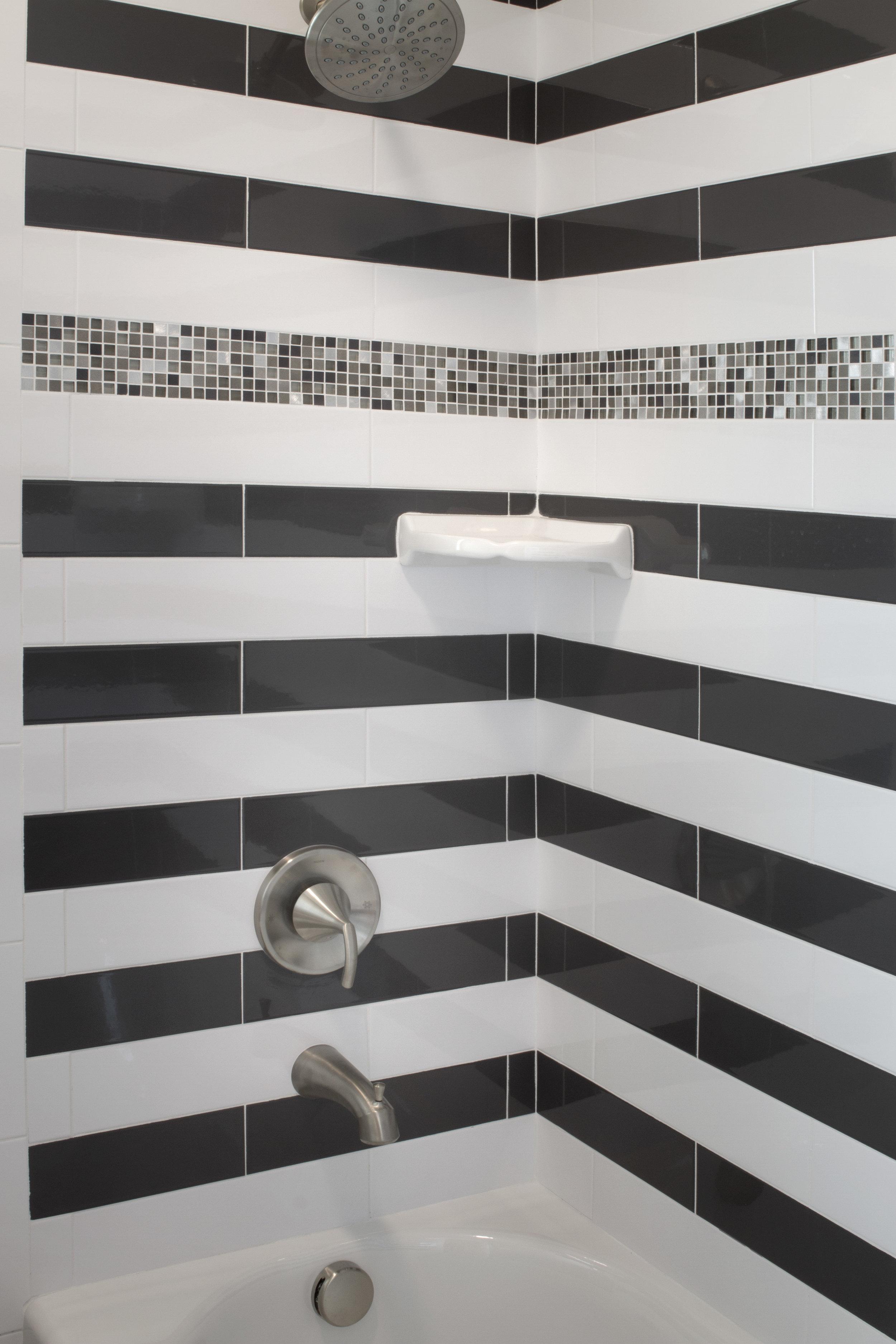 bathroom shower tile in rigby 5 star