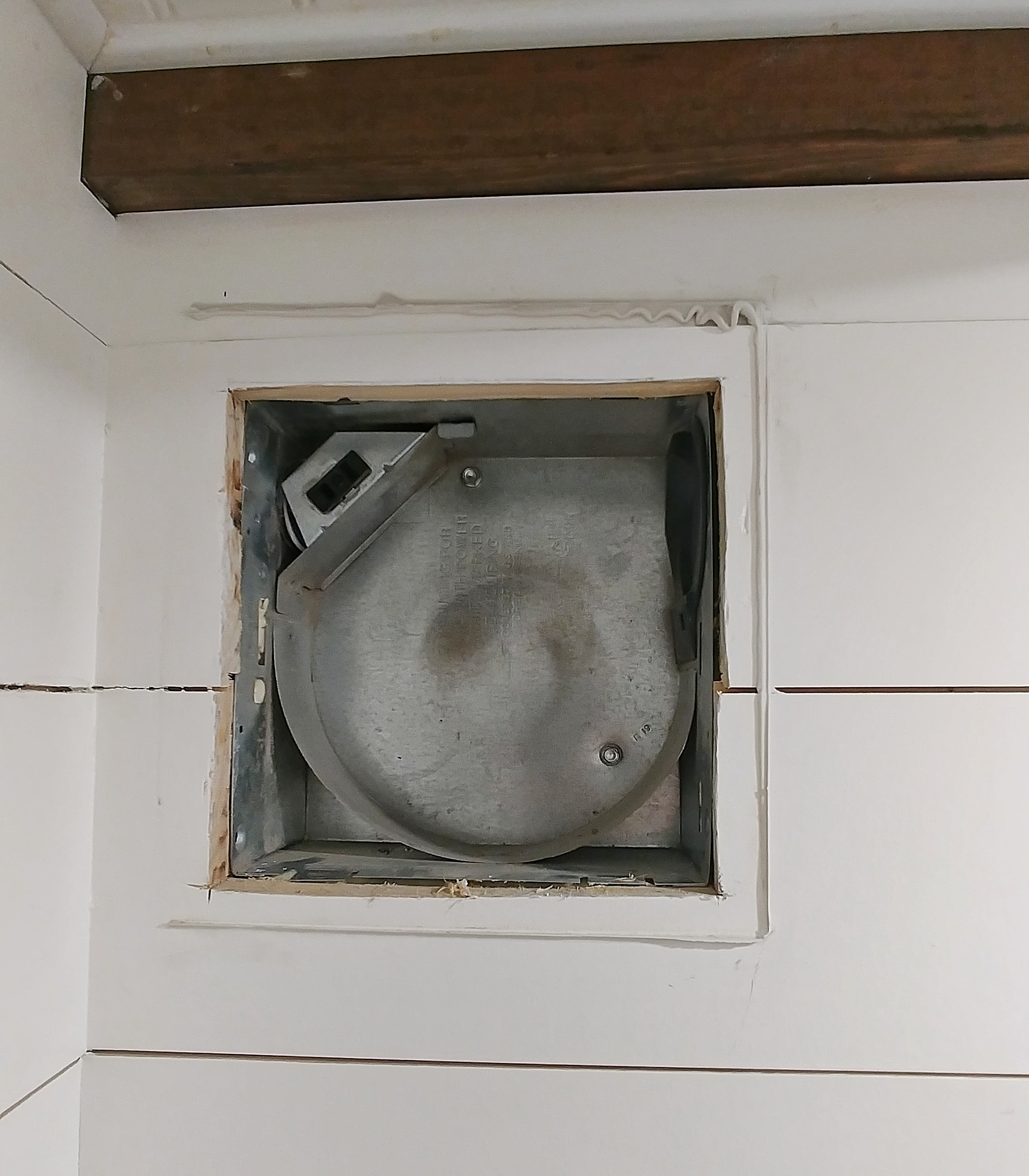 tiny home slim dc exhaust fan by delta
