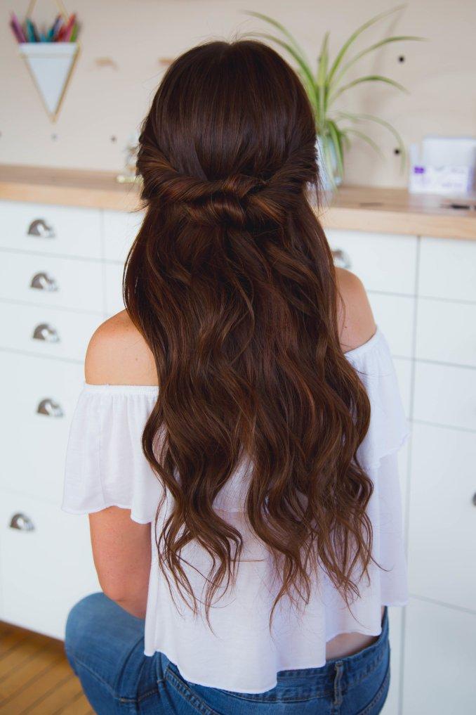 diy wedding hair accessories — the sorry girls