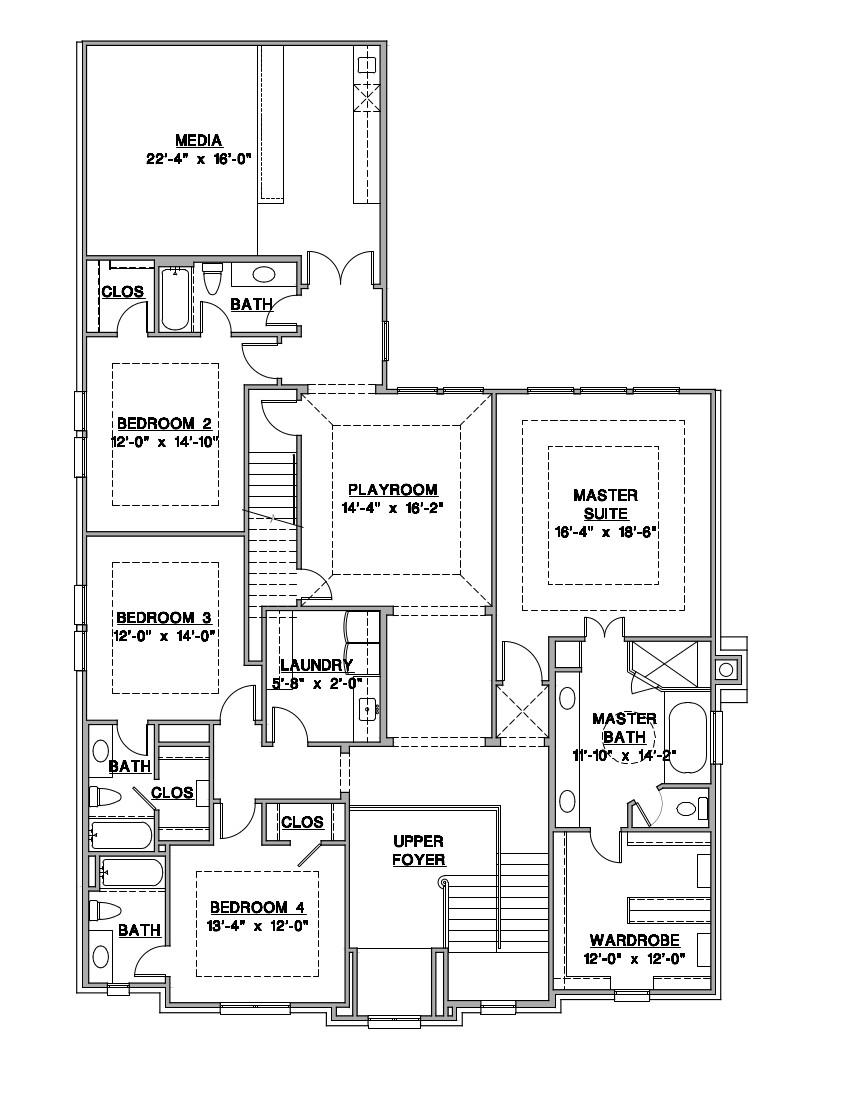 7214 Marquette — Ron Davis Custom Homes