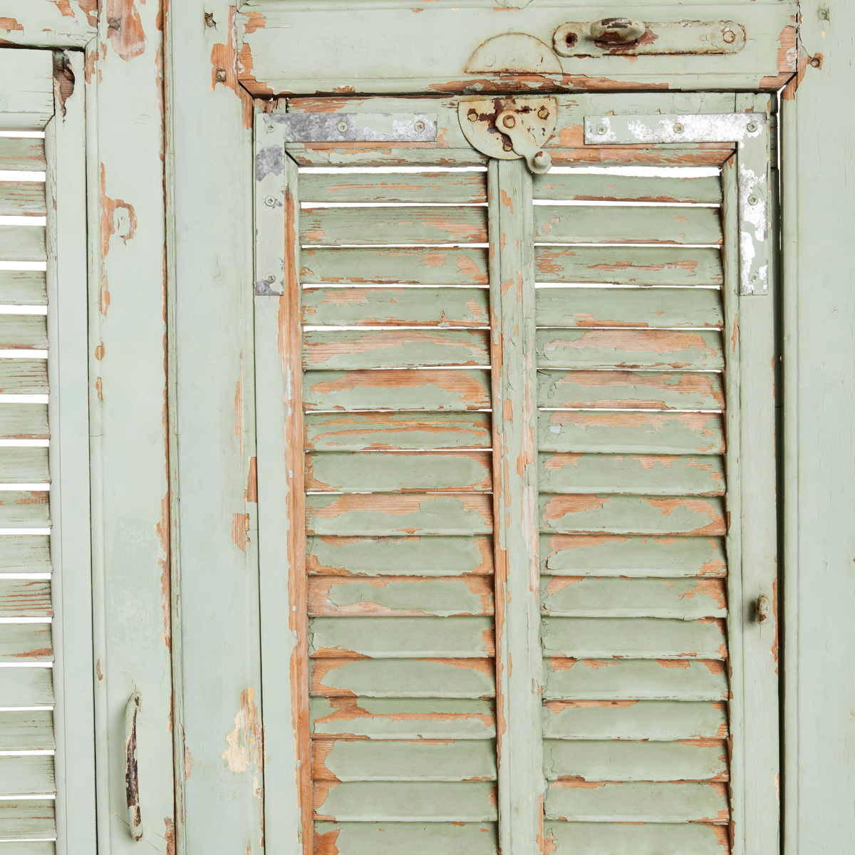 French Chateau Shutters Pair The Paris Market And Brocante