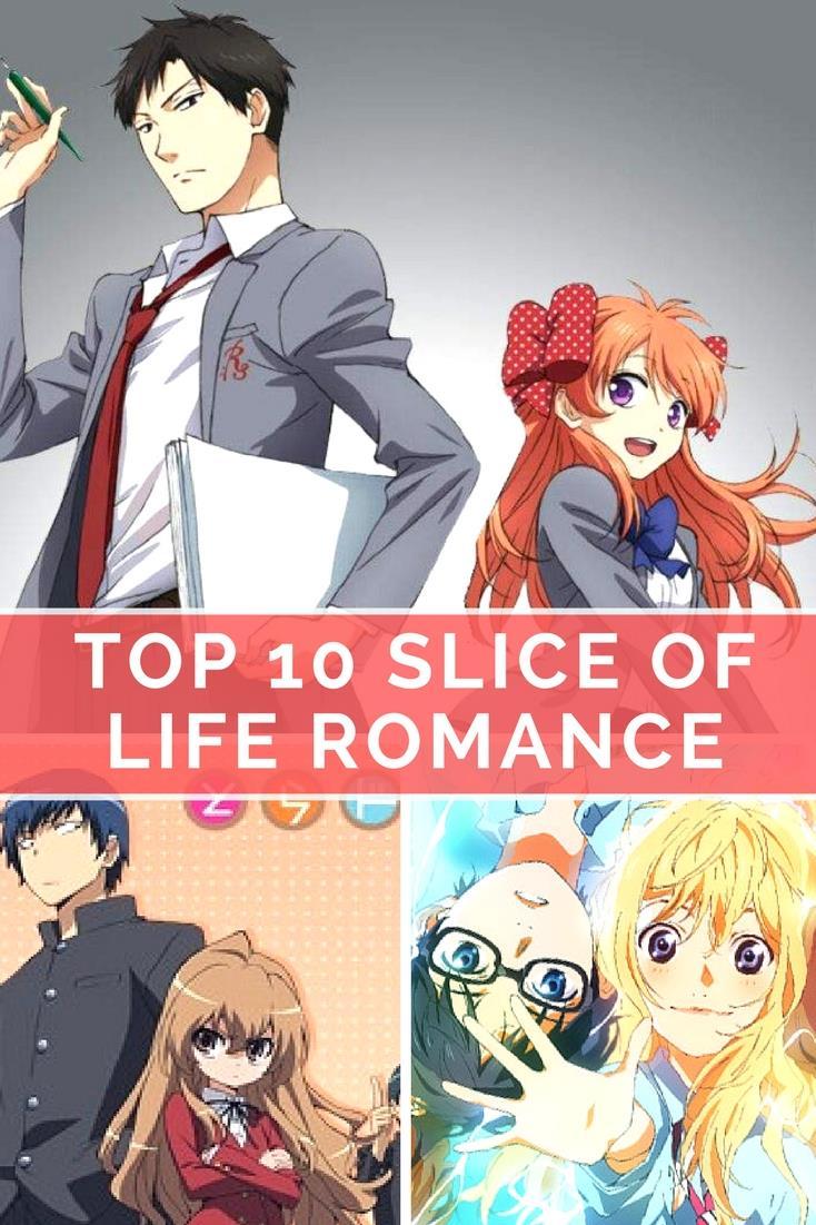 Anime Shojo Romance School Life : anime, shojo, romance, school, Slice, Romance, Anime, ANIME, Impulse