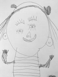 The Wonderfully Weird: How to Teach Self Portraits Well Scribble Art Workshop
