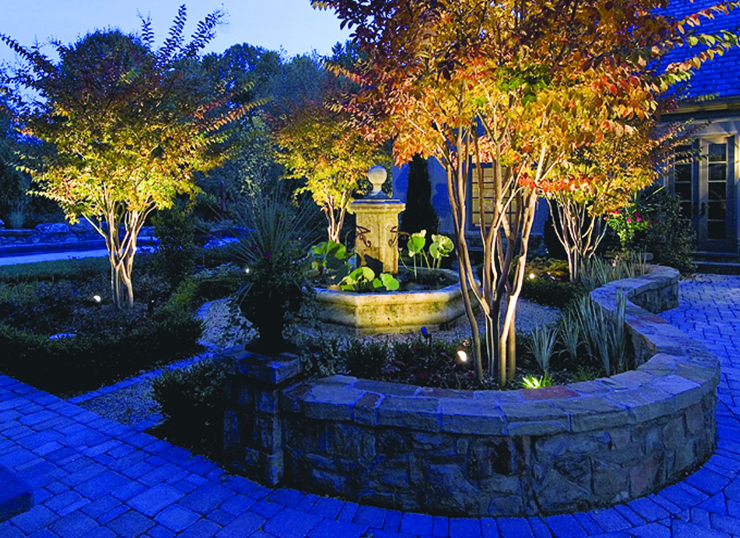 outdoor illumination florida