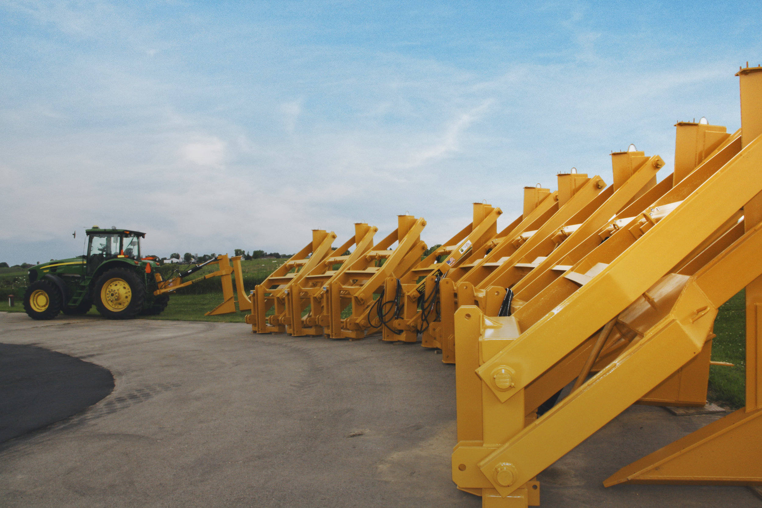o connell drainage plows