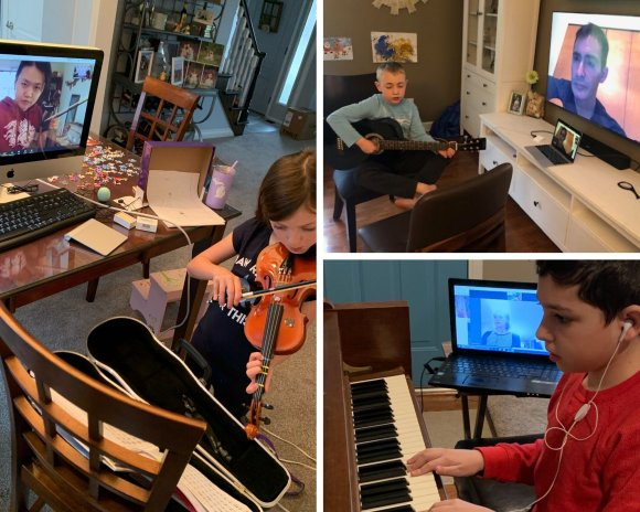 Live Online Music Lessons - Piano, Voice, Guitar, Drums, Violin ...