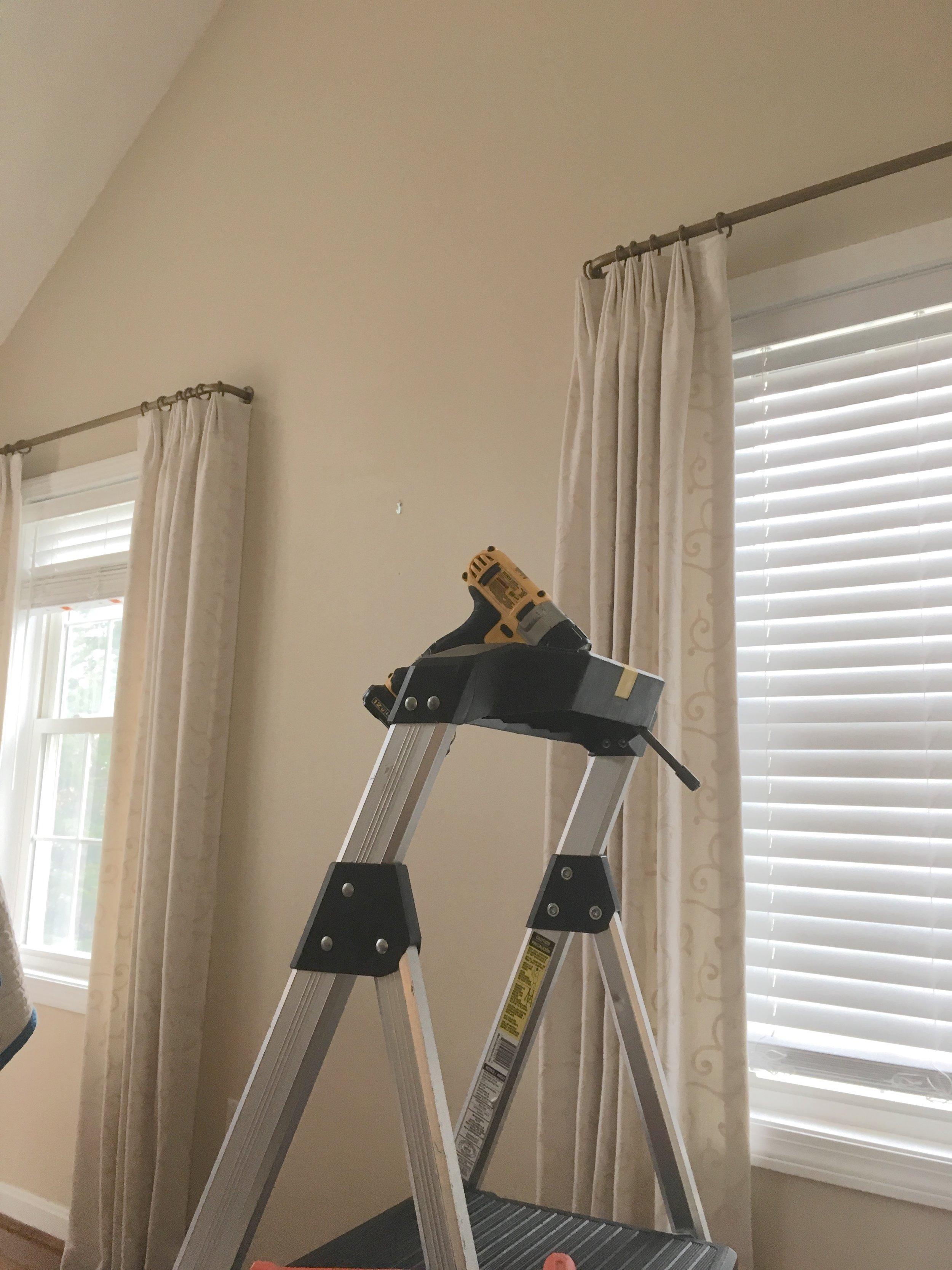curtains custom or ready made