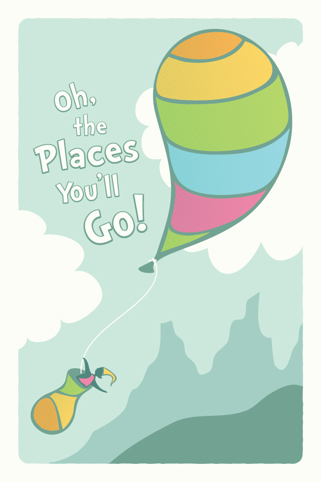 oh the places you ll go hello this