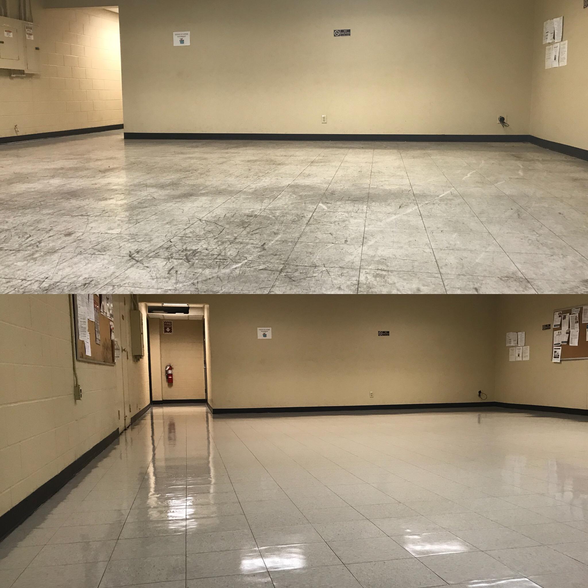 floor coating is best for vinyl floors